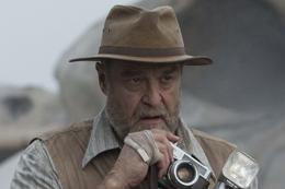 映画『キングコング:髑髏島の巨神』ジョン・グッドマン