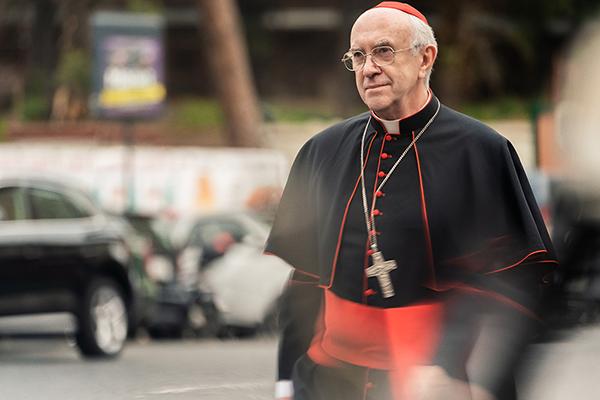 Netflix映画『2人のローマ教皇』ジョナサン・プライス
