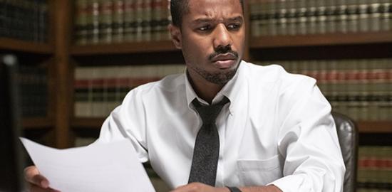 映画『黒い司法 0%からの奇跡』マイケル・B・ジョーダン