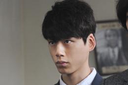 映画『64-ロクヨン-』坂口健太郎