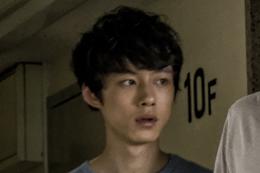 映画『at Home アットホーム』坂口健太郎