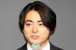 映画『デイアンドナイト』完成披露報告会見、山田孝之