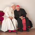 Netflix映画『2人のローマ教皇』アンソニー・ホプキンス/ジョナサン・プライス