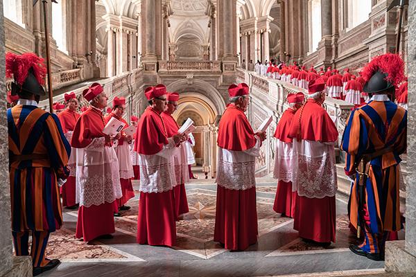 Netflix映画『2人のローマ教皇』