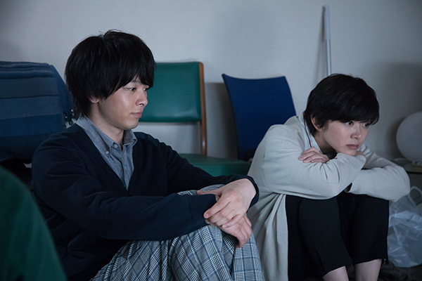 映画『水曜日が消えた』中村倫也/石橋菜津美