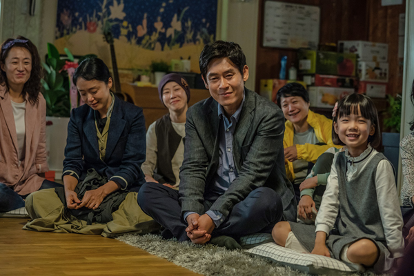 映画『君の誕生日』ソル・ギョング/チョン・ドヨン
