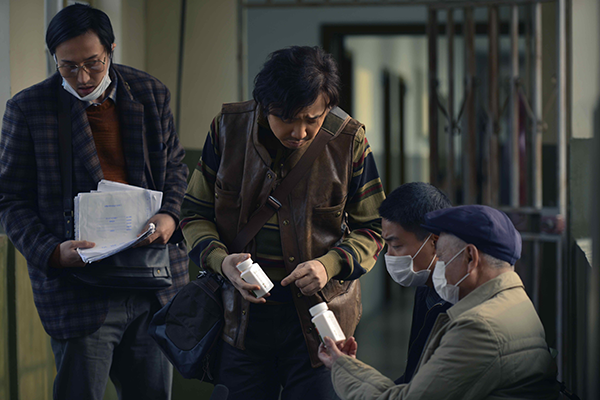 映画『薬の神じゃない!』シュー・ジェン(徐崢)/ワン・チュエンジュン(王伝君)