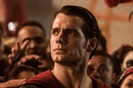 映画『バットマン vs スーパーマン ジャスティスの誕生』ヘンリー・カビル