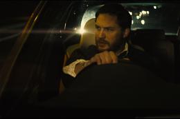 映画『オン・ザ・ハイウェイ その夜、86分』トム・ハーディ