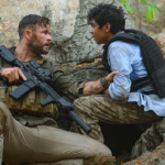 Netflix映画『タイラー・レイク -命の奪還-』クリス・ヘムズワース