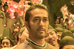 映画『空海-KU-KAI-美しき王妃の謎』阿部寛
