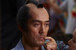 映画『のみとり侍』阿部寛