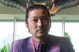 映画『新宿スワンⅡ』浅野忠信