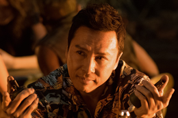 映画『トリプルX:再起動』ドニー・イェン