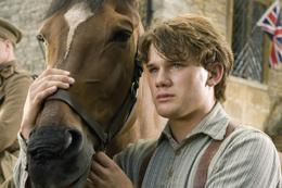 映画『戦火の馬』ジェレミー・アーヴァイン