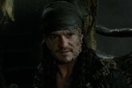 映画『パイレーツ・オブ・カリビアン/最後の海賊』オーランド・ブルーム