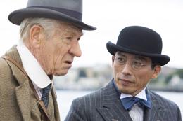 映画『Mr.ホームズ 名探偵最後の事件』真田広之