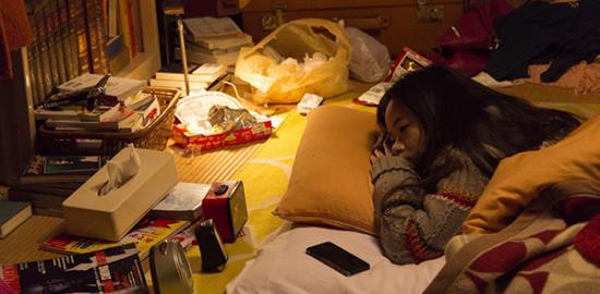 映画『生きてるだけで、愛。』趣里/菅田将暉