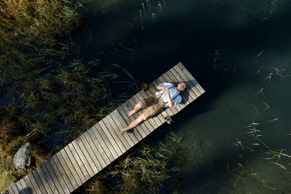 映画『17歳のウィーン フロイト教授人生のレッスン』ジーモン・モルツェ