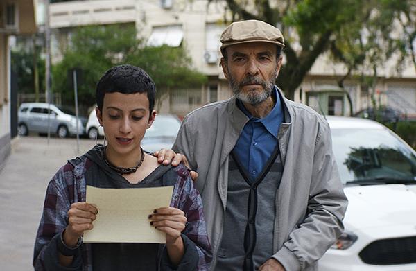 映画『ぶあいそうな手紙』ホルヘ・ボラーニ/ガブリエラ・ポエステル