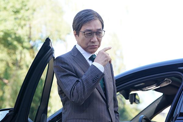 映画『コンフィデンスマンJP プリンセス編』小日向文世