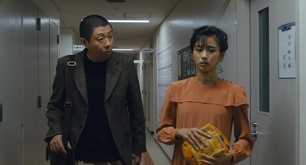 Netflixオリジナルシリーズ『呪怨:呪いの家』荒川良々/黒島結菜