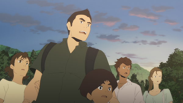 Netflixアニメシリーズ『日本沈没2020』