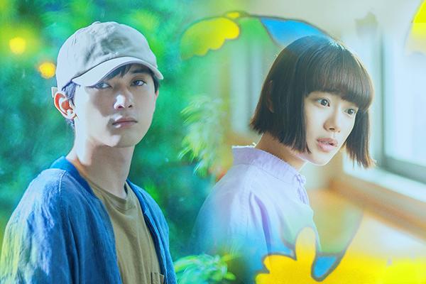 映画『青くて痛くて脆い』吉沢亮/杉咲花