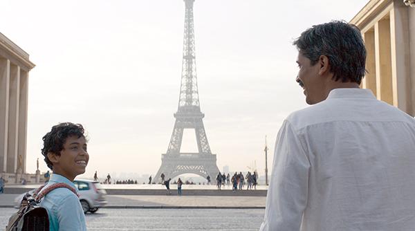 映画『ファヒム パリが見た奇跡』アサド・アーメッド