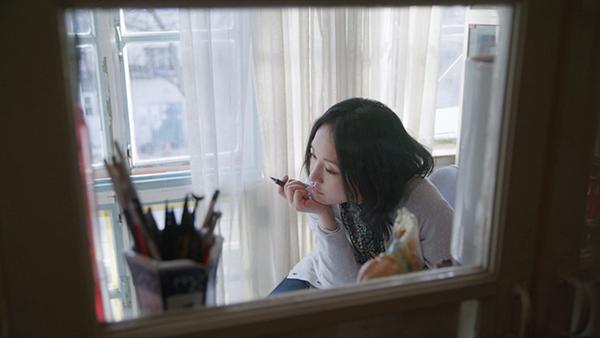 映画『チィファの⼿紙』ジョウ・シュン