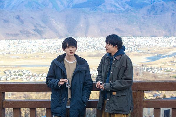 映画『リスタートはただいまのあとで』古川雄輝/竜星涼