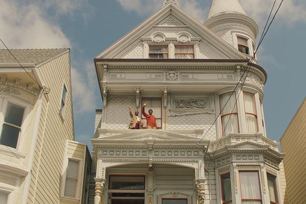 映画『ラストブラックマン・イン・サンフランシスコ』ジミー・フェイルズ/ジョナサン・メジャース