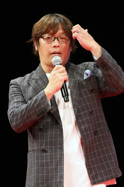 映画『きみの瞳が問いかけている』完成報告イベント:三木孝浩監督