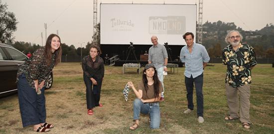 映画『ノマドランド』テルライド映画祭、フランシス・マクドーマンド、クロエ・ジャオ監督