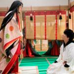 映画『十二単衣を着た悪魔』伊藤健太郎/三吉彩花
