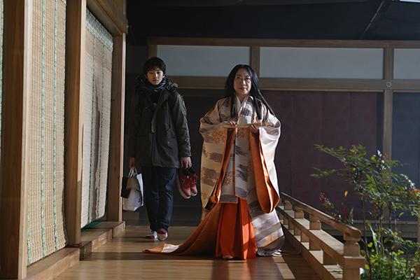 映画『十二単衣を着た悪魔』伊藤健太郎/山村紅葉