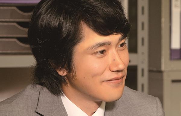 映画『ホテルローヤル』松山ケンイチ