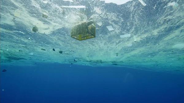 映画『プラスチックの海』