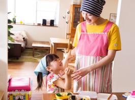 映画『はなちゃんのみそ汁』広末涼子/赤松えみな