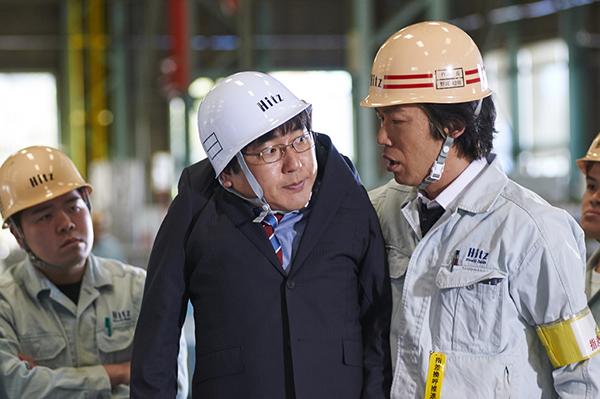 映画『前田建設ファンタジー営業部』本多力