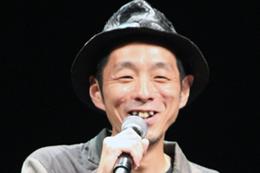 映画『パンク侍、斬られて候』完成披露舞台挨拶、宮藤官九郎