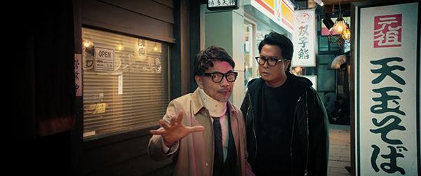 映画『燃えよデブゴン/TOKYO MISSION』ドニー・イェン/竹中直人