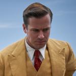 Netflix映画『レベッカ』アーミー・ハマー