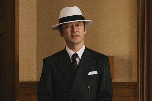 映画『日本沈没』浅野忠信