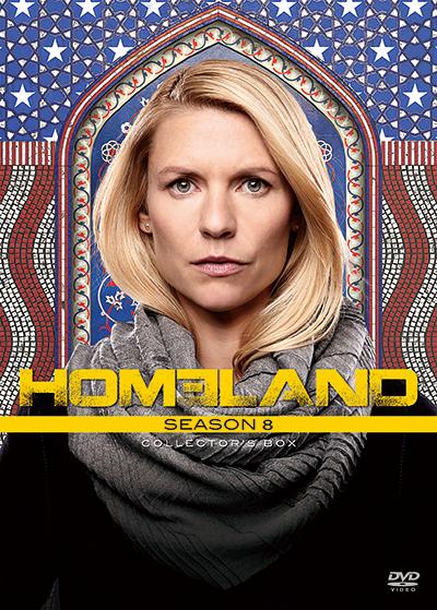 海外ドラマ『HOMELAND/ホームランド ファイナル・シーズン』クレア・デインズ