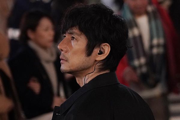 映画『サイレント・トーキョー』西島秀俊