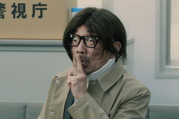 映画『燃えよデブゴン/TOKYO MISSION』竹中直人