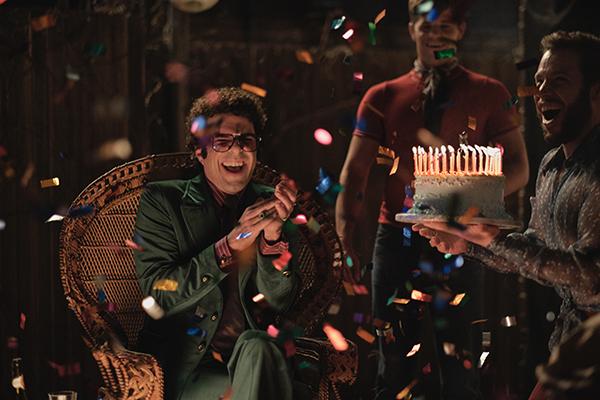 Netflix映画『ボーイズ・イン・ザ・バンド』ザカリー・クイント(ザッカリー・クイント)/ロビン・デ・ヘスス/チャーリー・カーヴァー