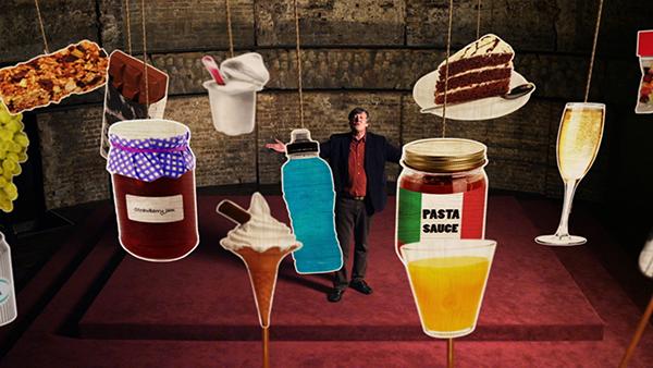 映画『あまくない砂糖の話』