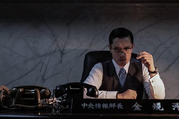 映画『KCIA 南山の部長たち』イ・ビョンホン